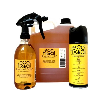 Eco Fix Oil Breakout F-CLP Food Grade Penetrating Oil Image