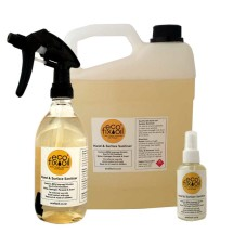 Eco Fix Oil Hand & Surface Sanitiser