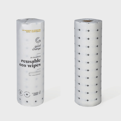 Reusable Bamboo Roll (Replacement for Paper Towels) Image