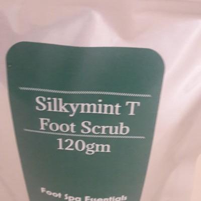 Peppermint Spa Foot Scrub Image