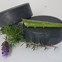 Activated Charcoal Goatmilk Soap Bar Image