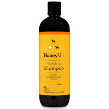 HoneyVet Nourishing Shampoo 500ml