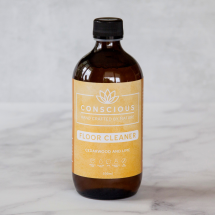 Conscious Floor Cleaner 500ml - Cedarwood and Lime