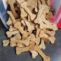 Goat Milk Pet Biscuit Treats