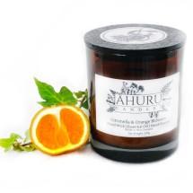 Citronella & Orange Blossom Essential Oil Candle