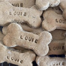 Louie Dog Treat Biscuits