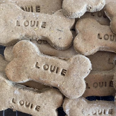 Louie Dog Treat Biscuits Image
