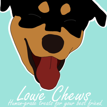 Chewy Louis and the News Dog Bakery Store Photo