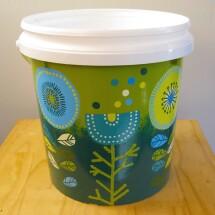 Planter Pot - Green