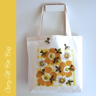 Carry-all Bee Bag Image