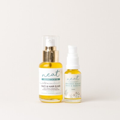 Organic Cacay Face & Hair Elixir Image