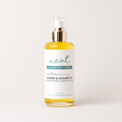 Shower & Shaving Oil Image