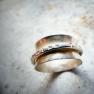 Meditation Spinner Ring – Handmade Image