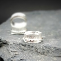 Meditation Spinner Ring - Handmade