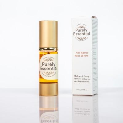 Purely Essential Anti Aging Face Serum 30ml Image