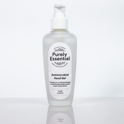 Purely Essential Antimicrobial Hand Gel 120ml Image