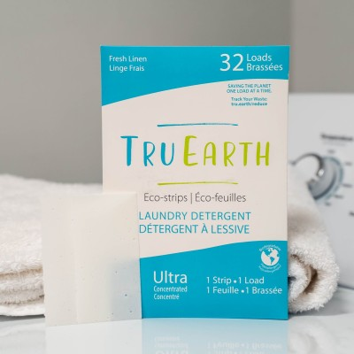Tru Earth Laundry Detergent Strips Image