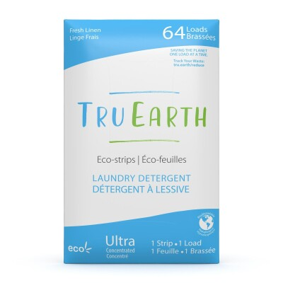 Tru Earth Laundry detergent strips 64 pack Image