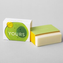100% Natural Body Wash Bar, SOAP FREE
