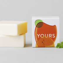 100% Natural Shampoo & Conditioning bar, twin pack