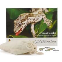 Forest Gecko 500 XL Piece Puzzle