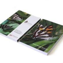 Forest Ringlet Butterfly Journal