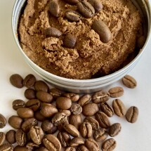 Foaming Body Scrub - Coffee & Vanilla