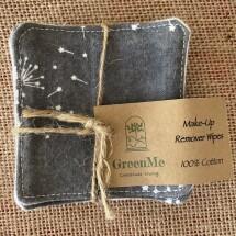 100% Cotton Make Up Wipe - 5 Pack - DANDELION