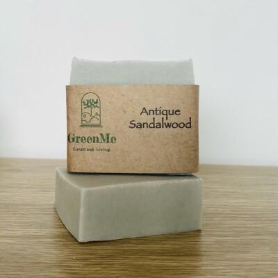 Antique Sandalwood Handmade Soap Image