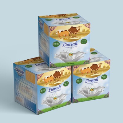 Limrah Camel Milk Powder Image