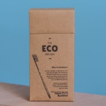 12 Pack of Bamboo Toothbrushes | The ECO Brush