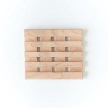 Timber Soap Rack