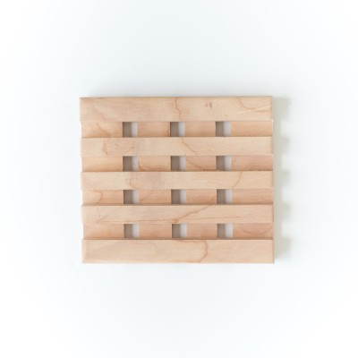 Timber Soap Rack Image