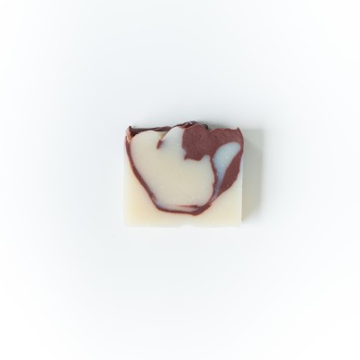 Be Smooth – Organic Cocoa Butter and Pink Clay Soap Image