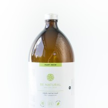 Organic Liquid Castile | Lime & Peppermint  | 1000mls.