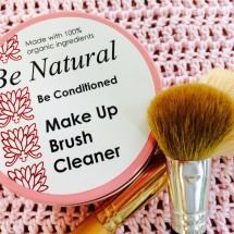 Natural Make Up Brush Cleaner - Be Conditioned!