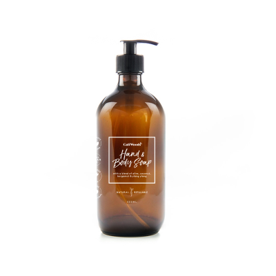 Hand and Body Soap Image