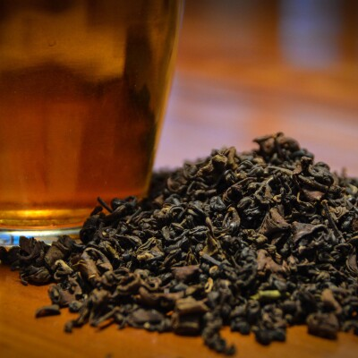 Black Oolong Image