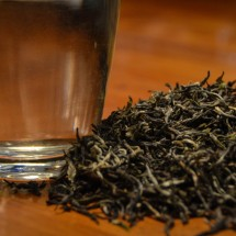 Pure White Orange Tea Image