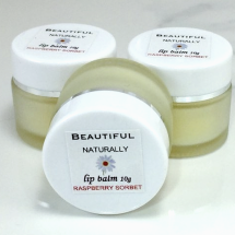Beautiful Natural Lipbalms