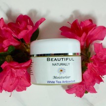 Beautiful White Tea Antioxidant Moisturiser