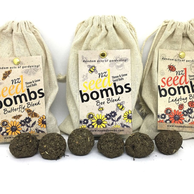 NZ Seed Bombs | Green Elephant