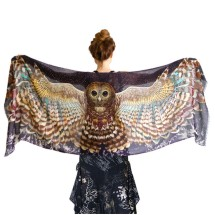 Night Owl cotton wrap Image