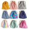 Fabric Party Bags / Small Gift Bags Image