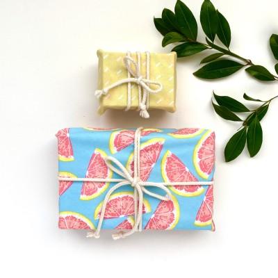 Reusable Gift Wrap – Juicy Fruit Image