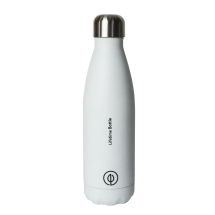 Thermal S/s Bottle - White