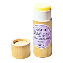 Herbal Deodorant Stick - Floral Image