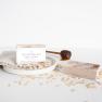 Honey + Oatmeal soap Image