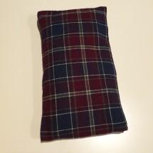 Lavender Eye Pillow - Checked Pattern Image