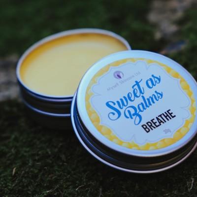 Sweet As Balm – Breathe Image